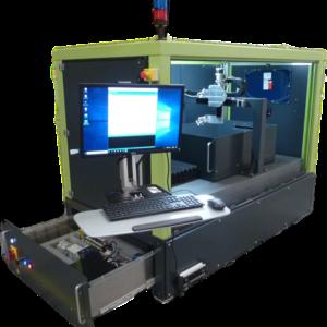 La machine spéciale au service de la texturation laser